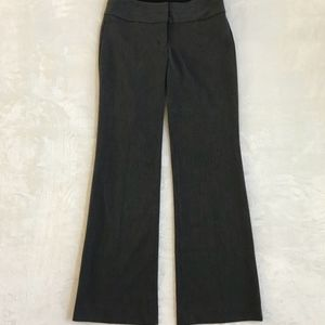 Gray Express Editor Pants Size 4